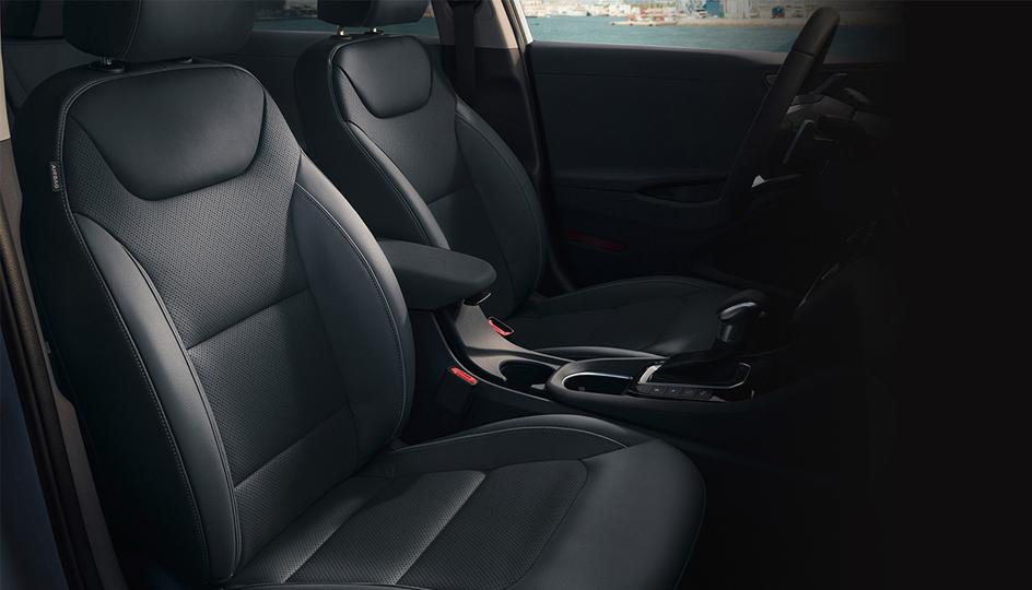 Interieur Hyundai Ioniq