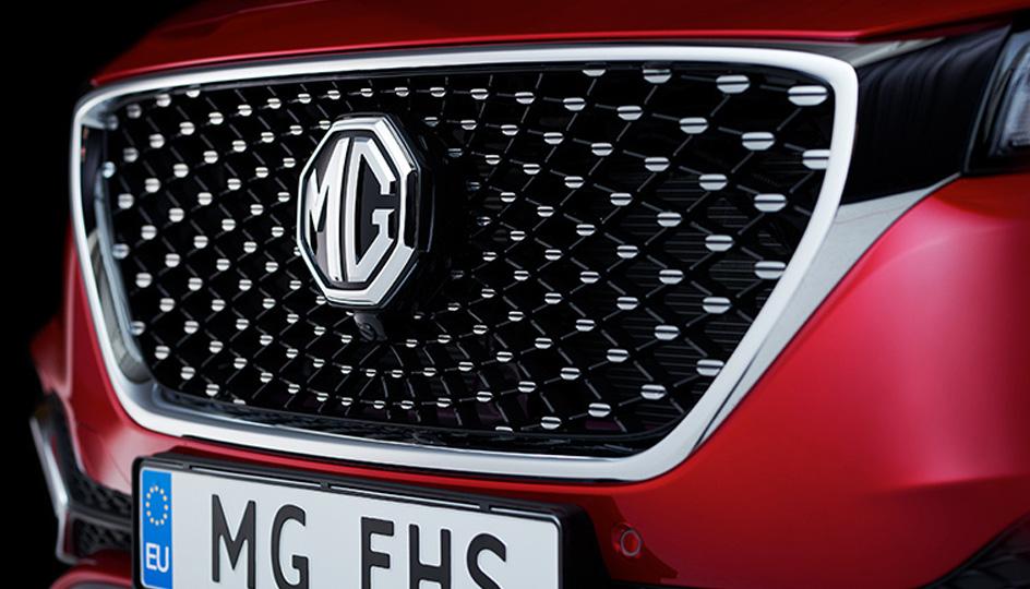 MG EHS Plug-in hybride