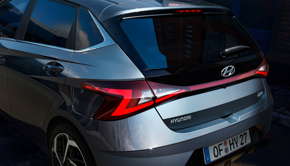 The all new i20